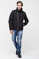 Модная зимняя мужская куртка нано-пух