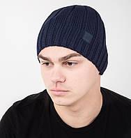 Мужская шапка на флисе ALEX - Арт AL17041