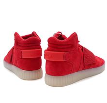 Кроссовки мужские Adidas TUBULAR invader strap RED, фото 3