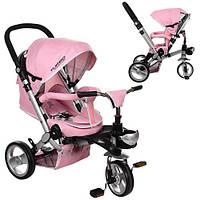 Велосипед Turbo Trike M AL3645-10 Pink