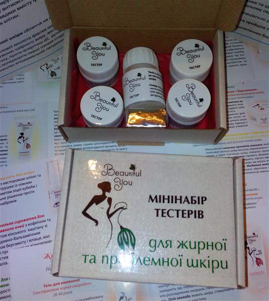 Міні-набір тестерів для регуляції та матування
