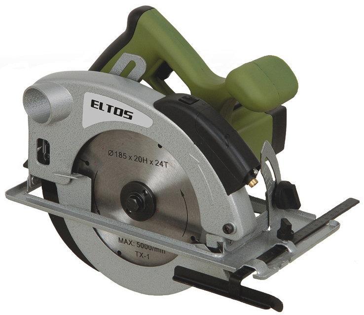 Электропила дисковая Eltos ПД-185-1700Л