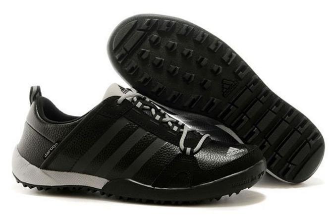 Кроссовки мужские Adidas DAROGA U41616 черн/серые