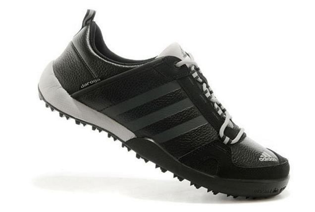 Кроссовки мужские Adidas DAROGA U41616 черн/серые, фото 2