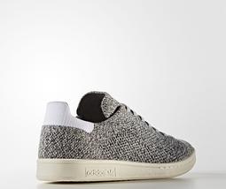 Кроссовки мужские Adidas STAN SMITH city MARATHON серые, фото 3