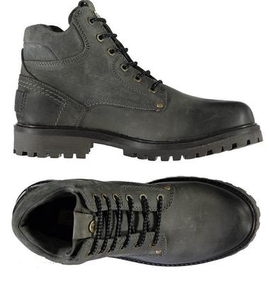 d8d0b8c0f Зимние мужские оригинальные ботинки Wrangler YUMA WM152002 lt. grey, фото 2
