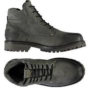 Зимние мужские оригинальные ботинки Wrangler YUMA WM152002 lt. grey