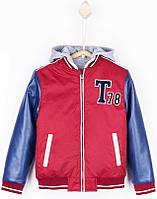 Куртка теплая с подстежкой 8 лет. Tiffosi