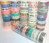 Бумажный декоративный скотч