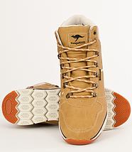 Ботинки мужские зимние KangaROOS-BlueRun 8023 бежевые, фото 3