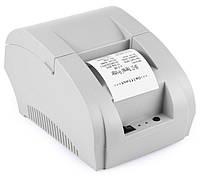 Термопринтер для чеков JP-5890k 58мм (белый)