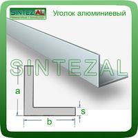 Уголок алюминиевый стандартный