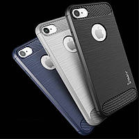 Накладка iPaky Carbon for iPhone 6S Plus black