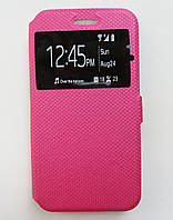 Книжка Book Cover Original Lenovo A1010 (A Plus) (Pink, фото 1