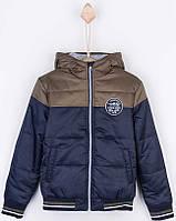Куртка теплая с подстежкой 8-16 лет. Tiffosi