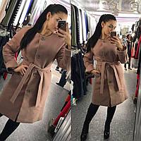 Женское пальто БАТАЛ