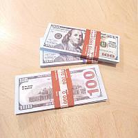Сувенирные деньги 100$ (арт. USD-100n)