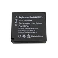 Батарея для фотоапарата Panasonic DMW-BLE9 DMC-GF3 GF3K GF3R GF5
