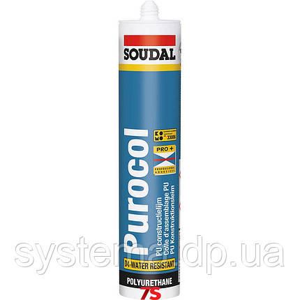 Полиуретановый клей soudal профессиональный гидроизоляция пола до стяжки или после