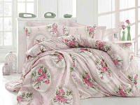 Летний постельный  комплект  двуспальный Евро