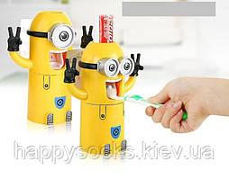 Миньон, дозатор для зубной пасты