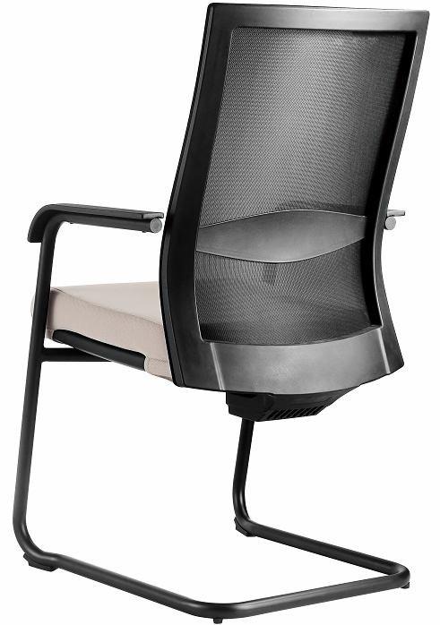 Кресло офисное конференционное Enrandnepr Эспект черный