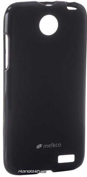 Melkco Lenovo A516 Poly Jacket TPU Black