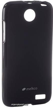 Melkco Lenovo A516 Poly Jacket TPU Black, фото 2