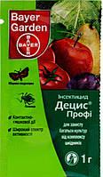 Инсектицид Децис Профи 1 г (лучшая цена оптом и в розницу)
