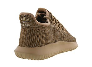 Женские кроссовки Adidas TUBULAR Shadow KNIT Cardboard бежевые, фото 2