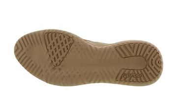 Женские кроссовки Adidas TUBULAR Shadow KNIT Cardboard бежевые, фото 3