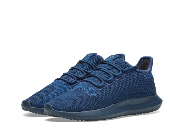 Кроссовки мужские Adidas TUBULAR Shadow KNIT Cardboard Blue
