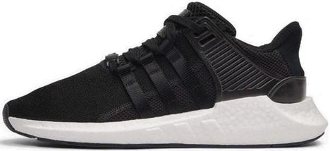 Кроссовки мужские Adidas EQUIPMANT Boost EQT Support 93 Black/Grey/White, фото 2
