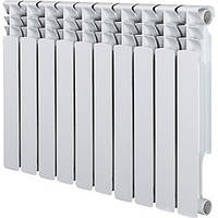 Радиатор отопления алюминиевый Grunhelm GR500-100AL
