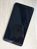 Дисплей для Asus ZenFone 6 (A600CG/A601CG) + touchscreen, черный, с передней панелью