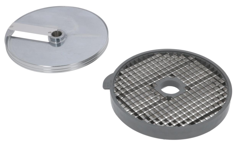 Диск нарезки кубиков 10х10 мм для Robot Coupe CL50/52/55/60