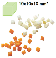 Диск нарезки кубиков 10х10 мм для Robot Coupe CL50/52/55/60, фото 2