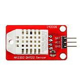 Модуль з цифровим датчиком DHT22/AM2302 температури і вологості підвищеної точності., фото 4