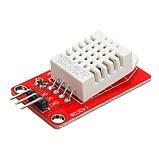 Модуль з цифровим датчиком DHT22/AM2302 температури і вологості підвищеної точності., фото 7