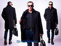 Мужское пальто,кашемир,утеплитель симплекс