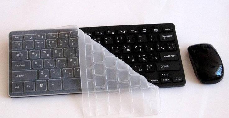 Беспроводная клавиатура mini и мышь keyboard K03, фото 2