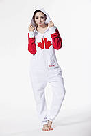 Женский теплый комбинезон Canada