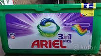 Капсулы Ariel Power capsules 3X action - Color & Style 28шт