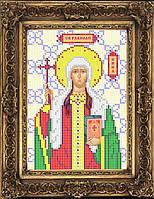 Набор иконы для вышивки бисером - Нина Святая Равноапостольная, Арт. ИБ5-38