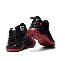 Кроссовки мужские JORDAN EXTRA FLY Black/Red, фото 2