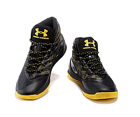 Кроссовки  Under Armour 3C CURRY 3 Black/Yellow