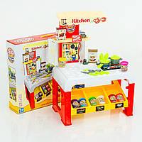 """Столик с набором для лепки """"Кухня"""" (тесто) арт. 8725"""