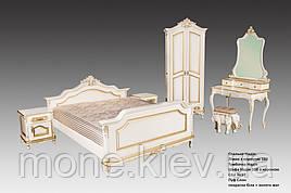 """Кровать в классическом стиле """"Надежда"""" из массива дерева."""