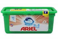 Капсулы для стирки Ariel Sensitive 28шт