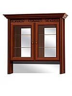 Надставка 1,2  Лацио  (Світ меблів) 1285х440х1215мм
